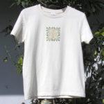 型染めTシャツ パンの樹